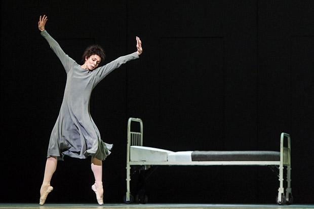 Natalia Osipova in <I>Anastasia</I>.<br />© Foteini Christofilopoulou, courtesy the Royal Opera House. (Click image for larger version)
