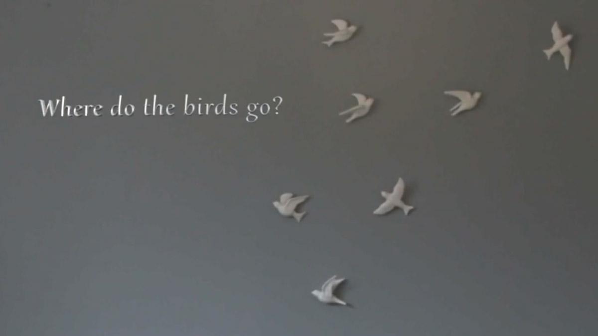 Annabelle Lopez Ochoa's Where do the birds go?.© Julie Gardette / Francois Rousseau. (Click image for larger version)