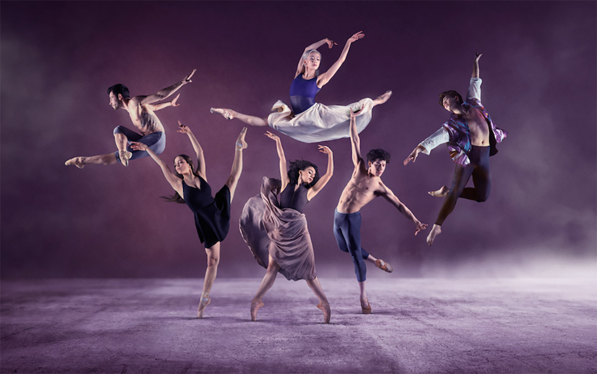 Emerging Dancer finalists 2020.© Laurent Liotardo, post-production by Nik Pate. (Click image for larger version)