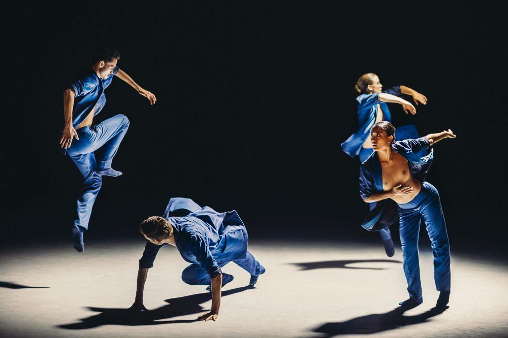 Nederlands Dans Theater in <I>SOON</I>.<br />© Rahi Rezvani. (Click image for larger version)