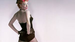 Gwen Verdon in Damn Yankees, from the Merely Marvelous: The Dancing Genius of Gwen Verdon documentary.©/courtesy San Francisco Dance Film Festival. (Click image for larger version)