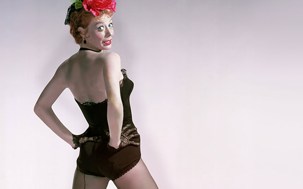 Gwen Verdon in <I>Damn Yankees</I>, from the <I>Merely Marvelous: The Dancing Genius of Gwen Verdon</I> documentary.<br />©/courtesy San Francisco Dance Film Festival. (Click image for larger version)
