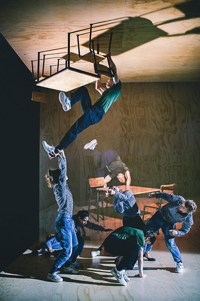 Nederlands Dans Theater in I wonder where the dreams I don't remember go.© Rahi Rezvani. (Click image for larger version)