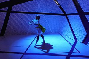 Kyle Abraham's untitled work for the National Sawdust FERUS Festival.© Carlton Bright. (Click image for larger version)