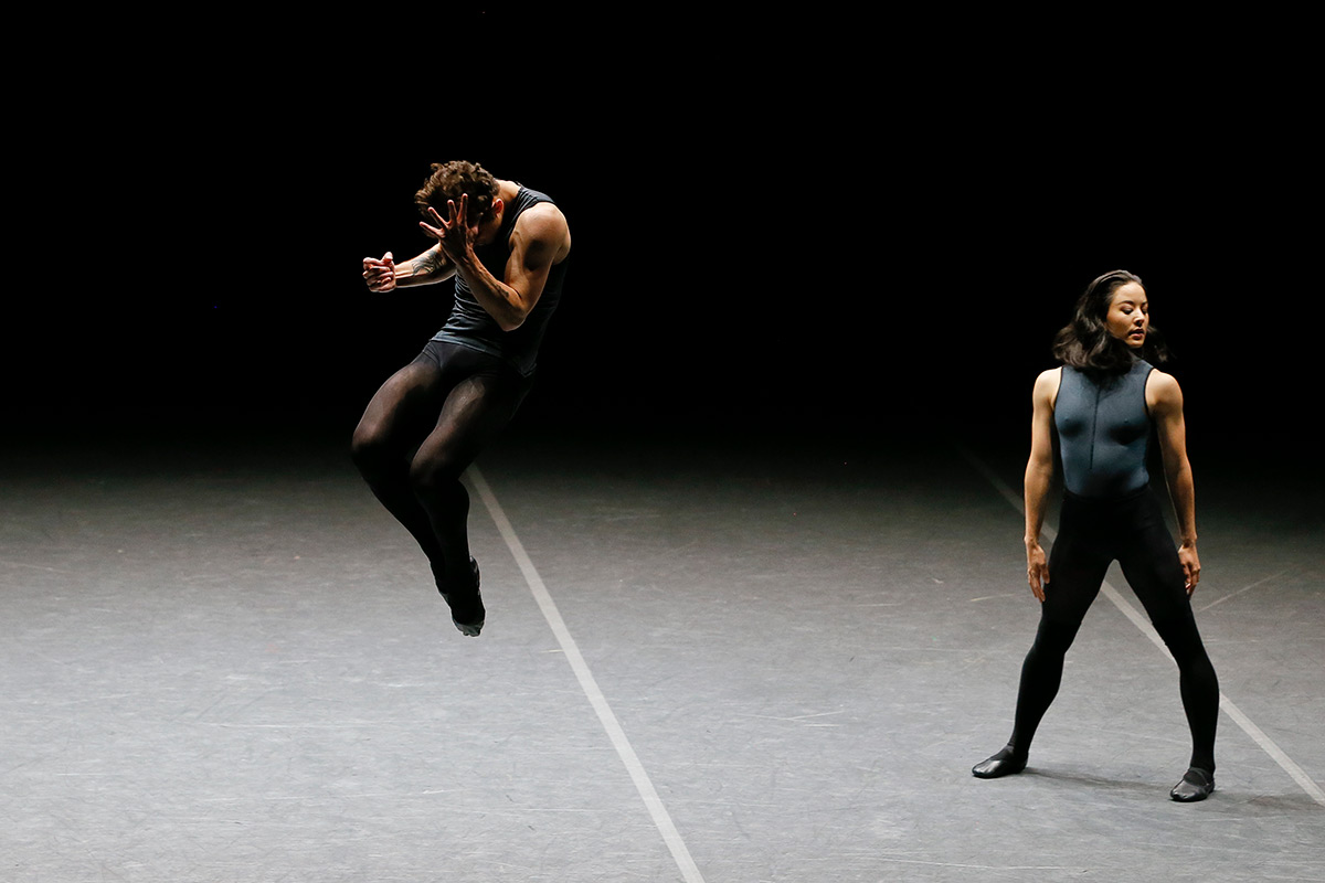 Marcus Morelli and Jill Ogai in Filigree and Shadow.© Jeff Busby. (Click image for larger version)