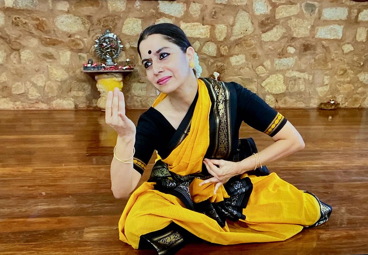Surupa Sen.© Lynne Fernandez. (Click image for larger version)