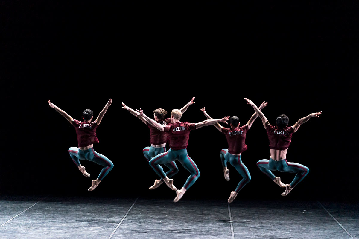 English National Ballet in Playlist (Track 1, 2).© Bill Cooper. (Click image for larger version)
