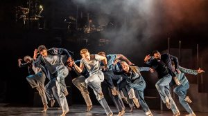 Birmingham Royal Ballet in Miguel Altunaga's City of a Thousand Trades.© Johan Persson. (Click image for larger version)
