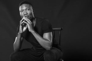 Gregory Maqoma.© Marijke Willems. (Click image for larger version)