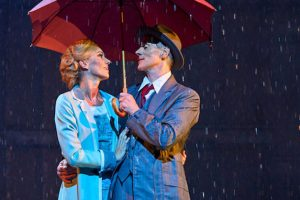 Charlotte Gooch and Adam Cooper in Singin' in the Rain.© Manuel Harlan. (Click image for larger version)