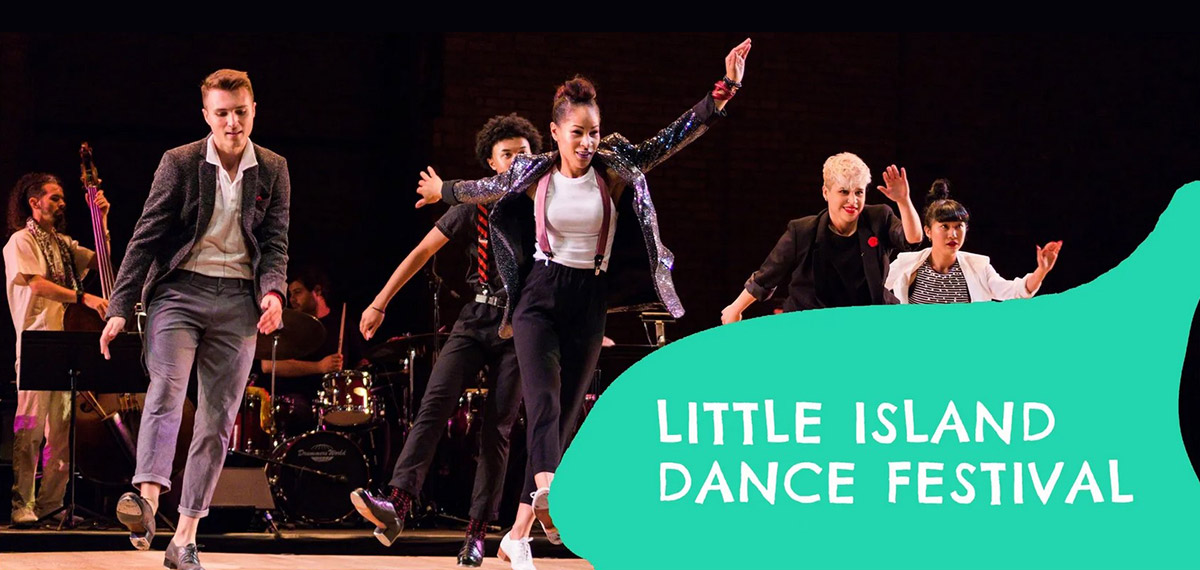 Lead image for Little Island Dance Festival at www.littleisland.org/dance-festival.© lidf. (Click image for larger version)