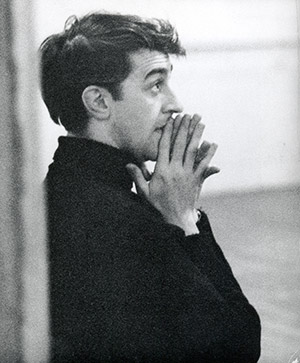 Kenneth MacMillan.©ROH Collections. Photograph by Roy Round. (Click image for larger version)