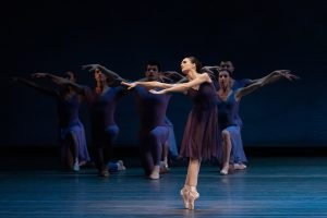 Lauren Lovette in Opus 19/The Dreamer.© Erin Baiano. (Click image for larger version)