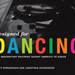 Detail from the book cover of Designed for Dancing: How Midcentury Records Taught America to Dance.© Massachusetts Institute of Technology Press. (Click image for full version)