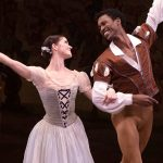 Cassandra Trenary and Calvin Royal III in Giselle.© Rosalie O'Connor. (Click image for larger version)